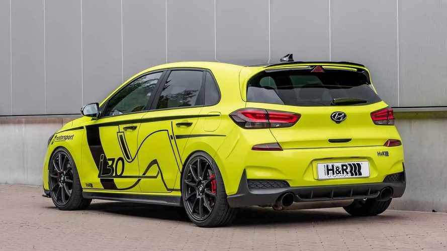 H&R Hyundai i30 N