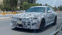 BMW 2 Series Coupe Spy Photos