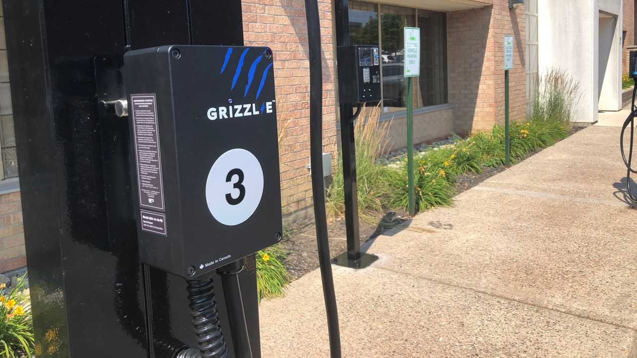 Grizzl-E Power Control And Payment Solution