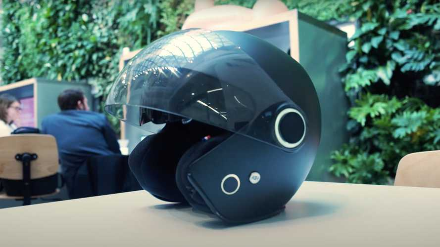 French Startup KSH Is Making A Helmet That Calls For Help After A Crash