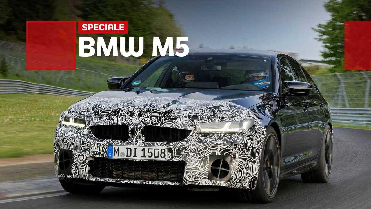 Prova BMW M5