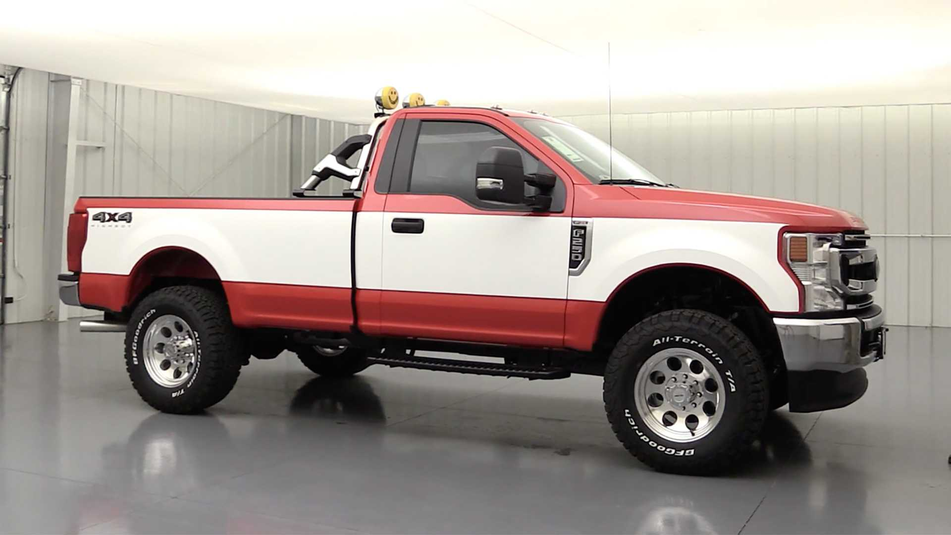 2020 Ford Super Duty Highboy Pack Gives Modern Trucks A Styling Twist