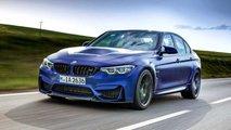 BMW M3 CS (2019) im Test