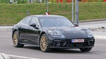 Porsche Panamera refresh spy shots