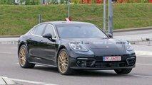 Porsche Panamera Casus fotoğraflar
