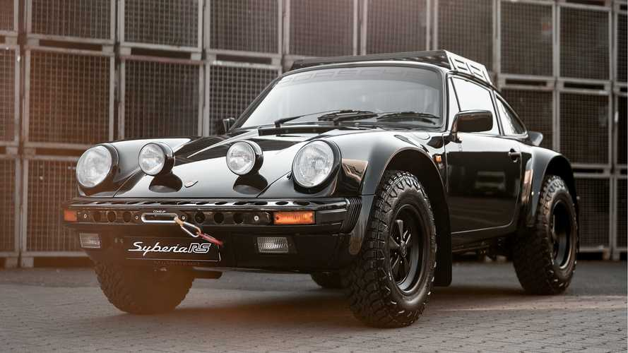 The Syberia RS Is The Off-Road-Ready Porsche 911 From Your Dreams
