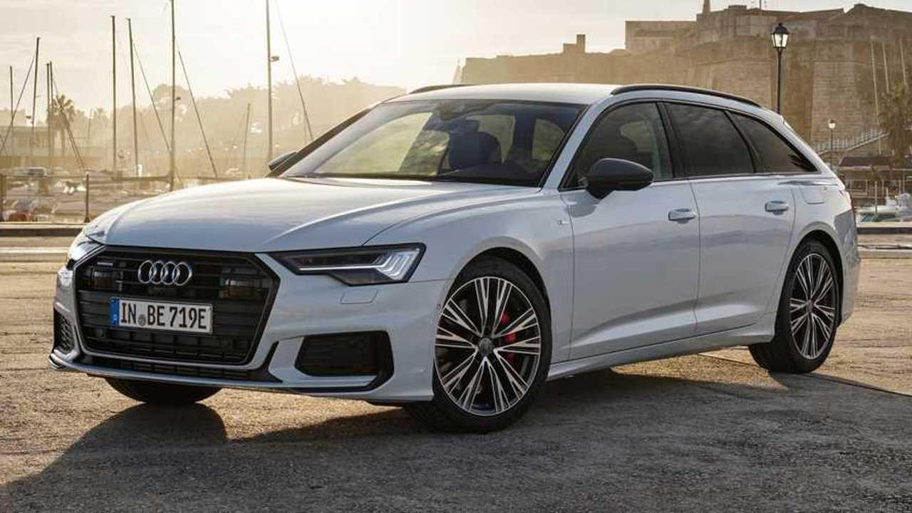 Audi A6 Avant 55 TFSIe Quattro lead image