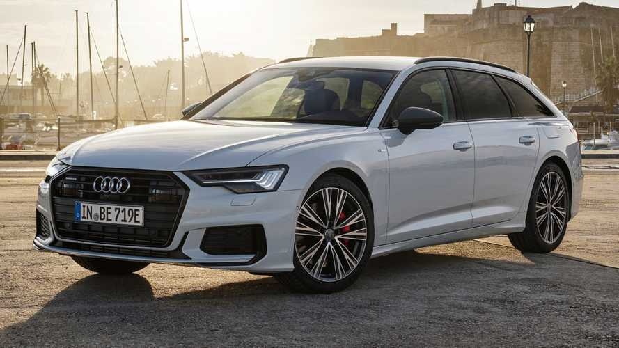 Audi A6 Avant Plug-In Hybrid Gets 31 Miles Of Electric Range