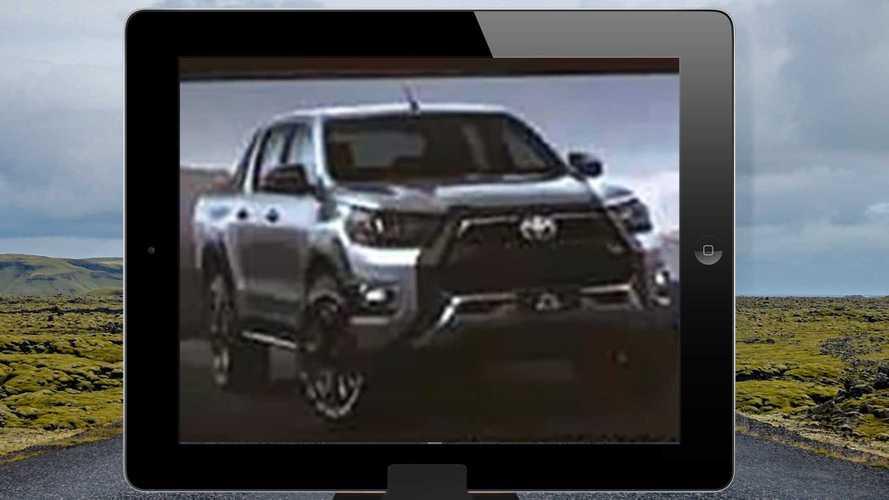Nova Toyota Hilux 2021 aparece agora na versão esportiva GR Sport; veja detalhes