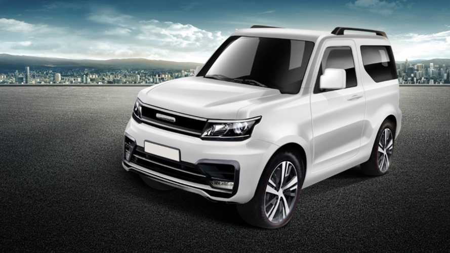 Check Out This Suzuki Jimny-Like Electric Mini SUV From China