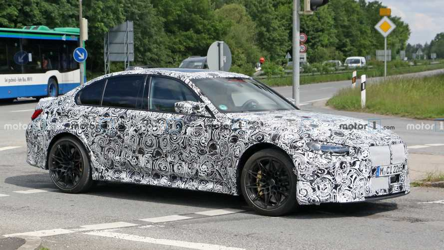 2023 BMW M3 CS And M4 CS Won't Offer Manual Or RWD: Report