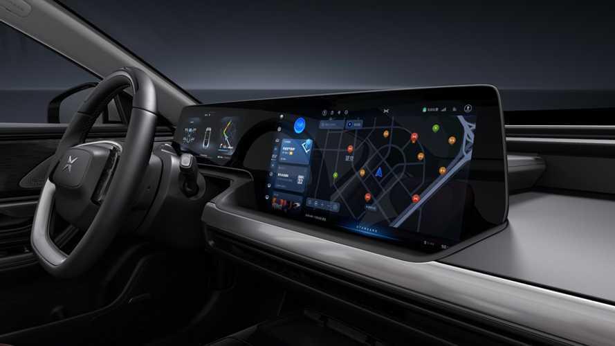 Ecco come l'anti Tesla cinese si aggiorna col cloud