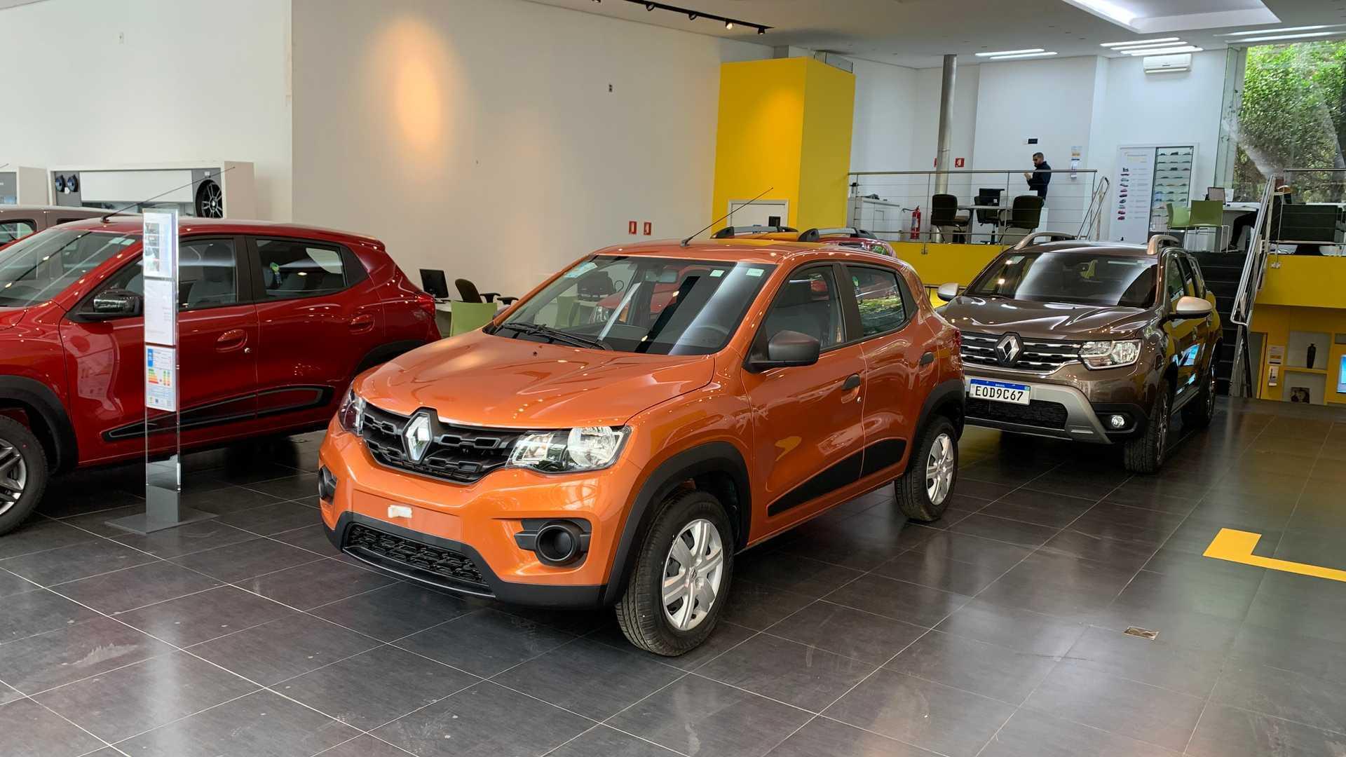 Kwid e Master não serão afetados pela nova estratégia da Renault-Nissan