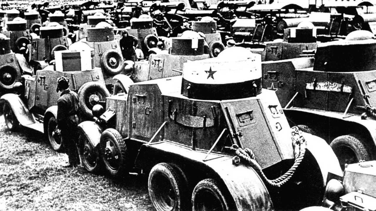1932 год – БАИ
