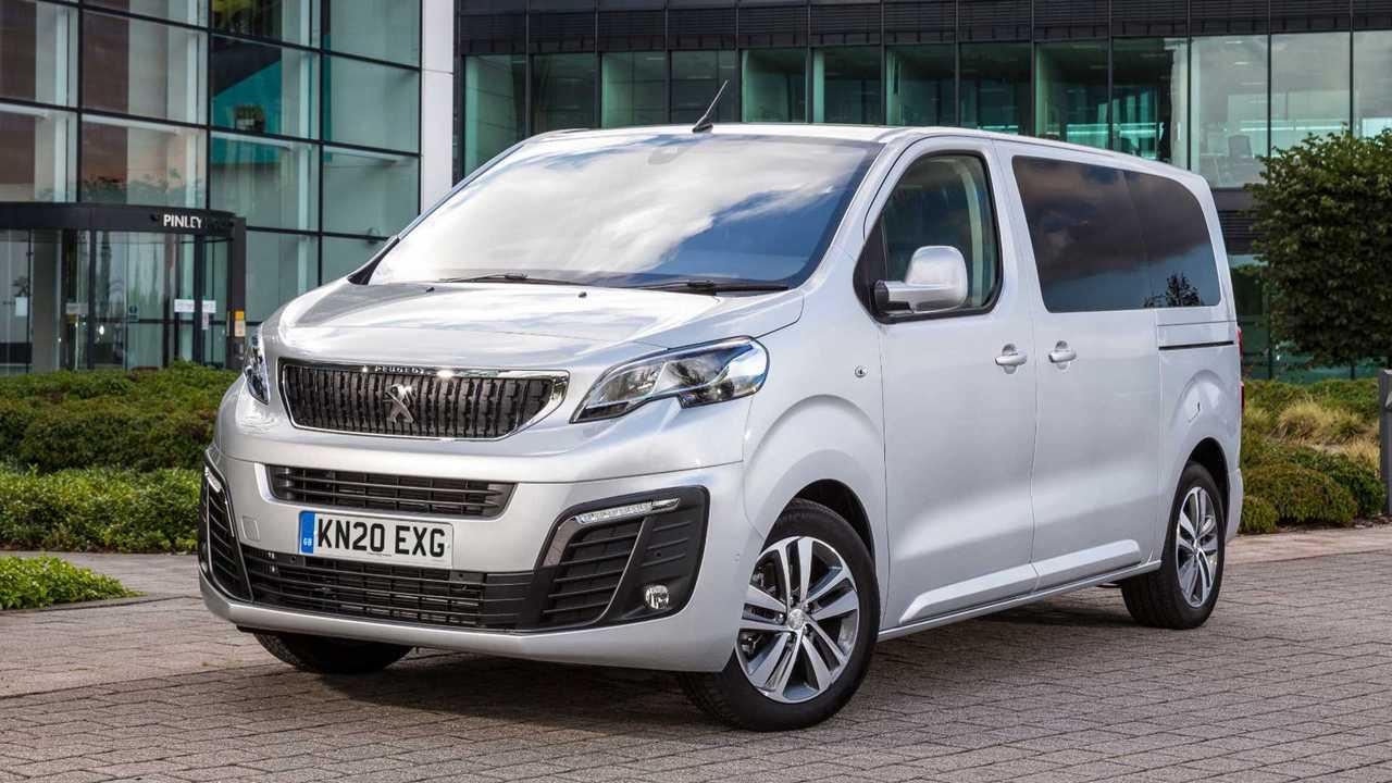 2020 Peugeot Traveller UK Spec