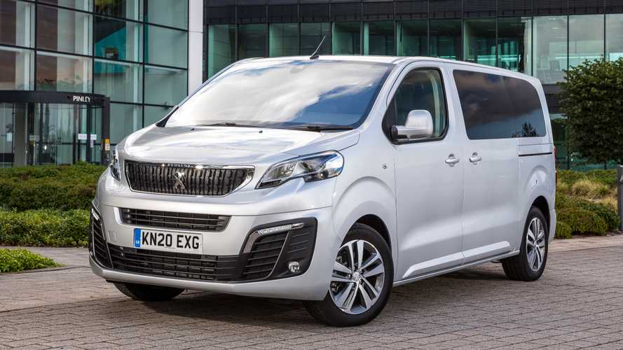 Peugeot Traveller UK Spec