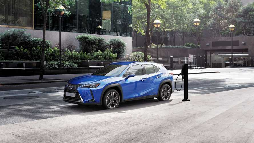Lexus UX 300e Comes With 10-Year/1 Million Kilometer Battery Warranty
