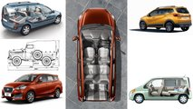 10 smallest 7seat cars