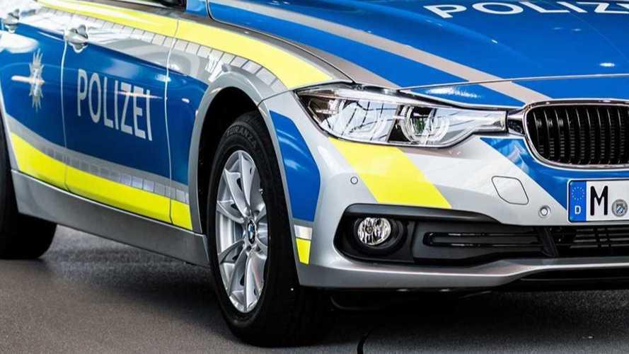 Le 30 auto più popolari della Polizia in Germania