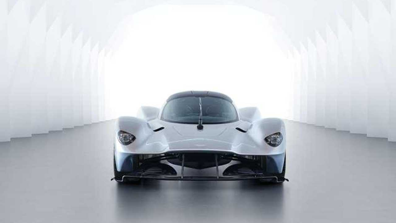 Listen to the Aston Martin Valkyrie's V12 Cosworth for the first time
