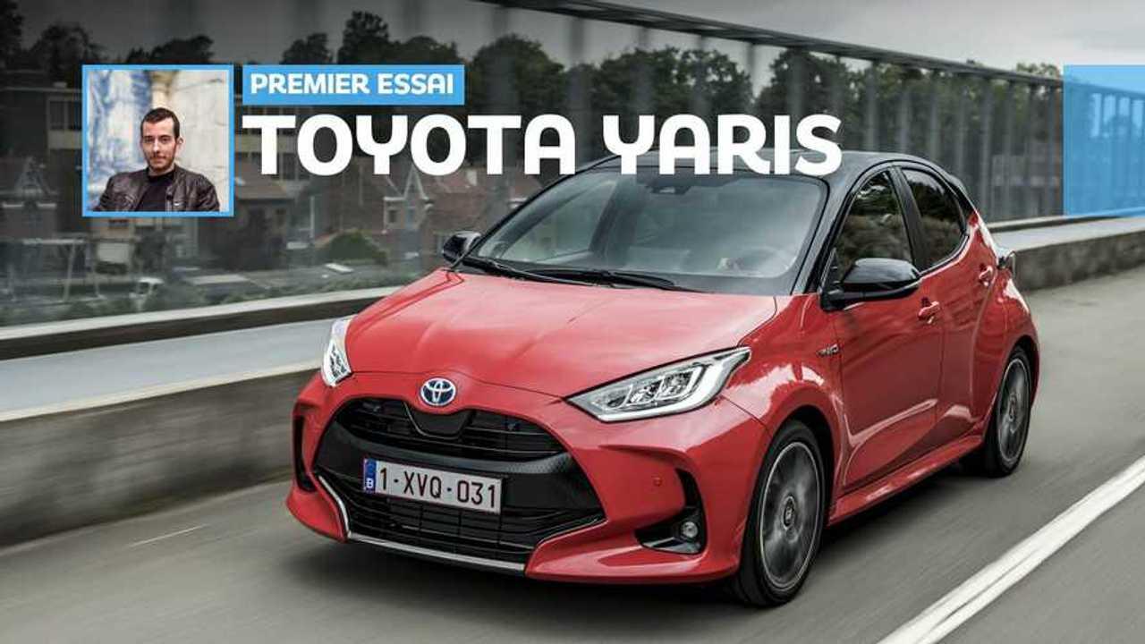 Essai Toyota Yaris (2020)