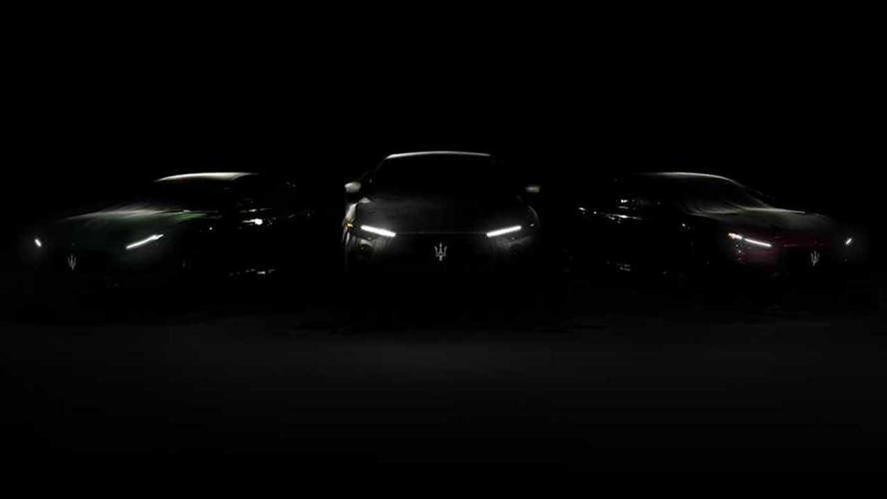 Maserati Ghibli Trofeo and Quattroporte Trofeo teaser image