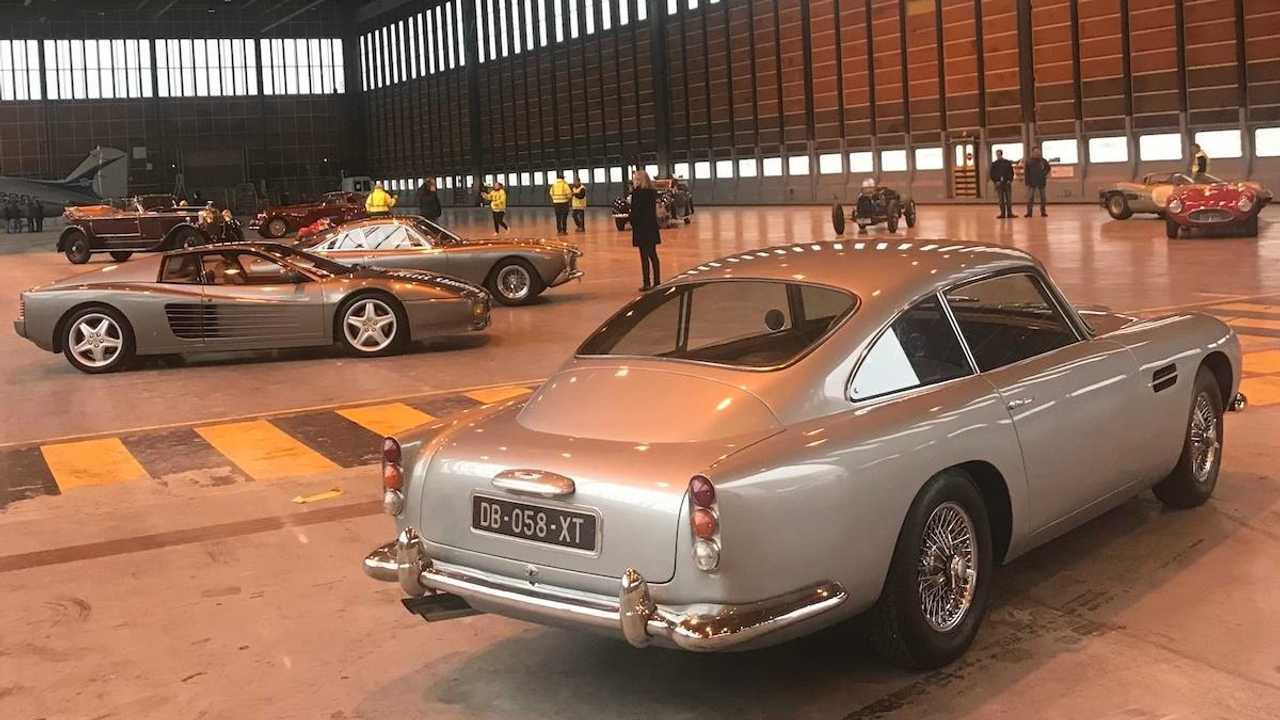 Artcurial unveils car collection worth $40m for Rétromobile sale