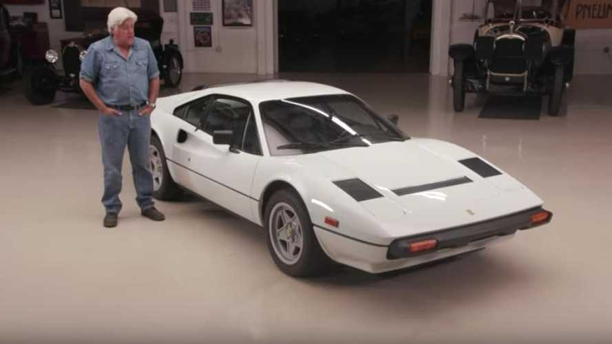 Jay Leno tells this 1984 Ferrari 308 GTB's amazing story