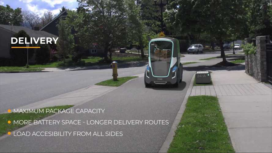 REE Presents Autonomous Use For Its Revolutionary EV Platform
