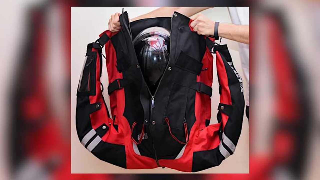 Ulka Gear Hakkit Convertible Motorcycle Jackets