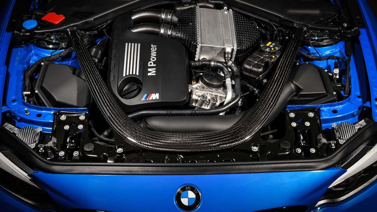 BMW M2 Coupé CS 3.0 turbo 6 cilindri