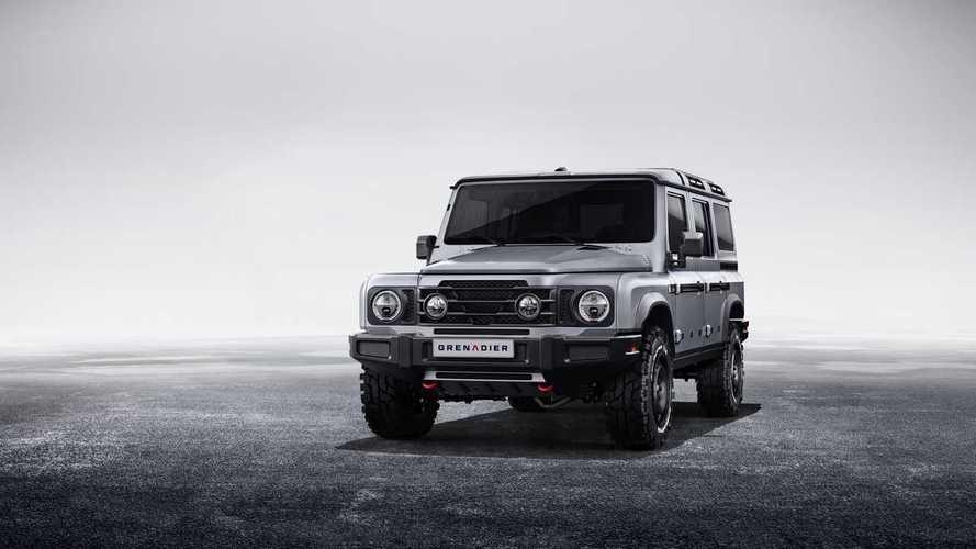 Jaguar Land Rover perd son procès contre Ineos, le Grenadier se fera