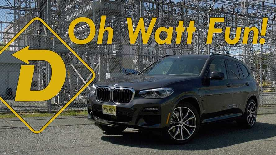 Driven Car Reviews: BMW X3 xDrive30e Offers A Taste Of Electric Driving