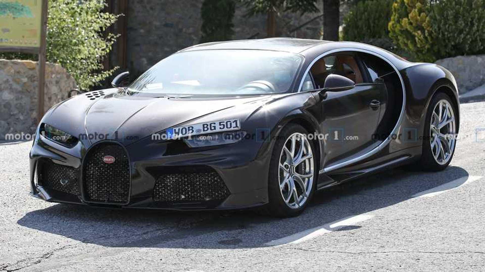 2016 - [Bugatti] Chiron  - Page 20 Bugatti-chiron-super-sport-spy-pics
