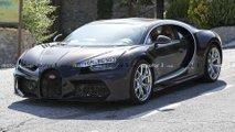 Bugatti Chiron Super Sport Spy Pics
