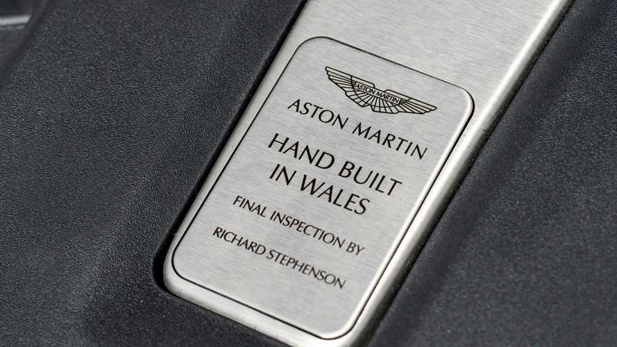 Aston Martin DBX production start