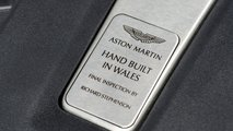 Début de la production de l'Aston Martin DBX