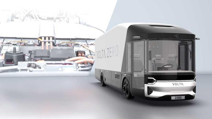 Volta Zero, il camion medio elettrico per la città debutta a settembre