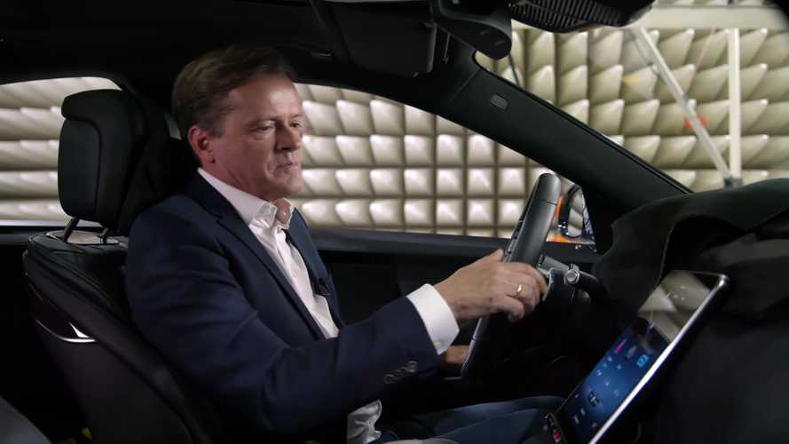 2021 Mercedes S-Class Infotainment Reveal Is Today: See The Livestream