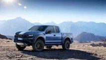 Ford Mustang Raptor rendering