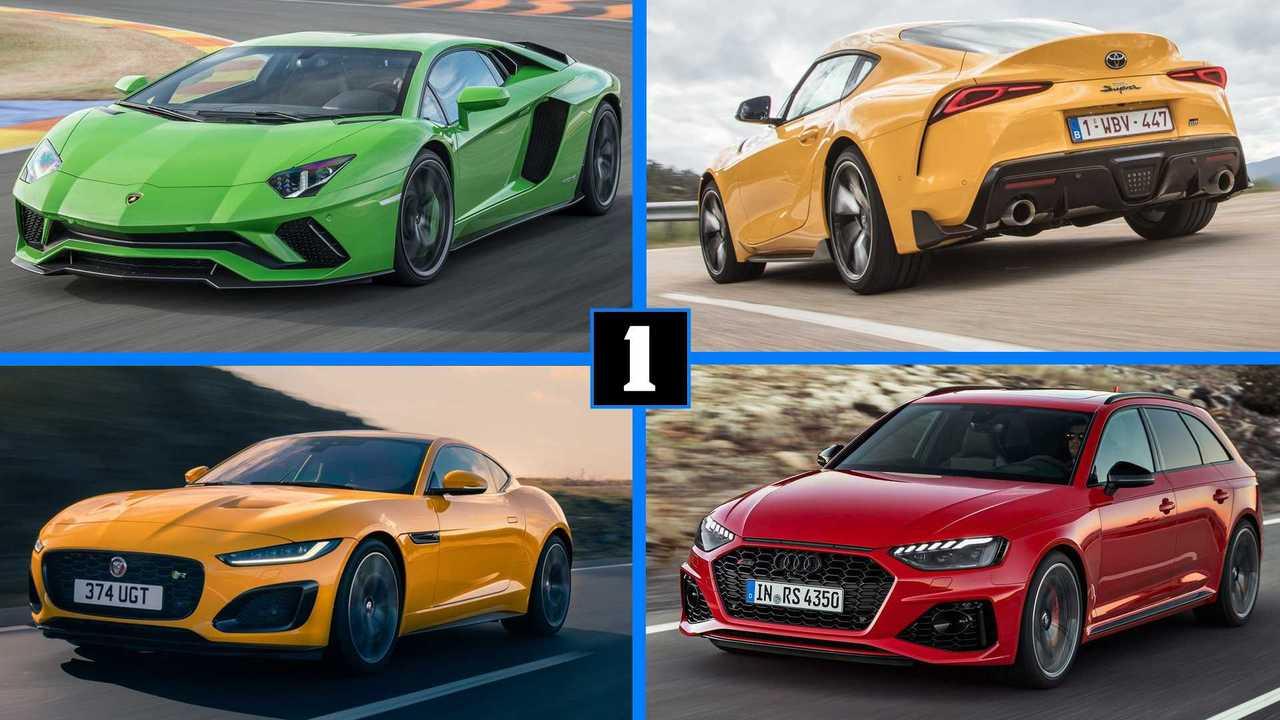 10 deportivos automáticos sin doble embrague