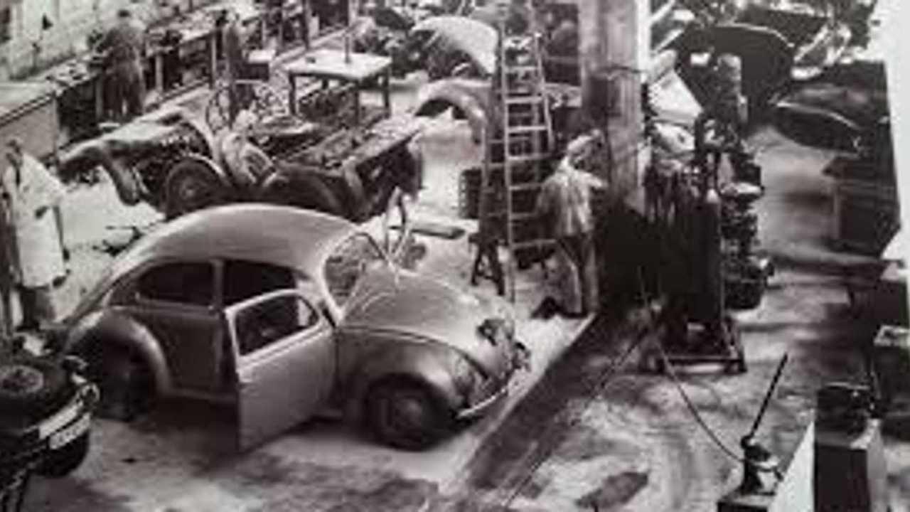 Collection: VW durante a II Guerra Mundial