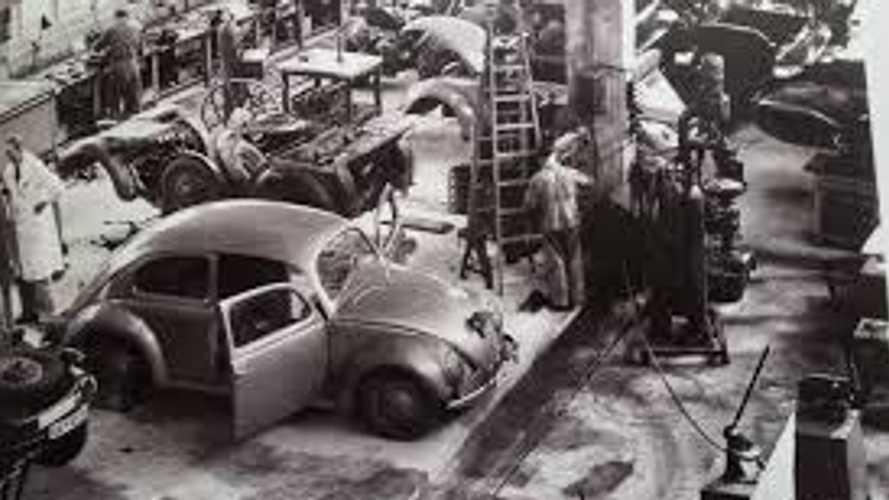 Collection: Volkswagen já fechou fábrica anteriormente por crise