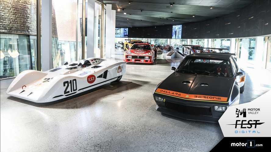 Museo Dallara, una visita guidata online nel segno del motorsport