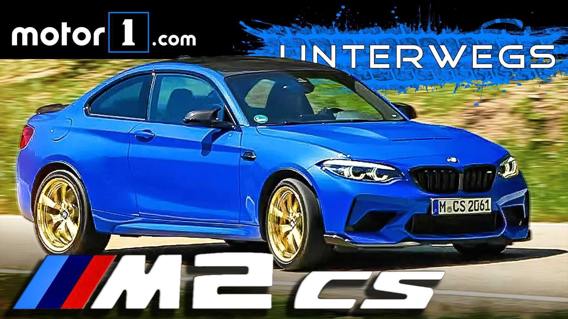 Video: BMW M2 CS im Test - Den Aufpreis wert?