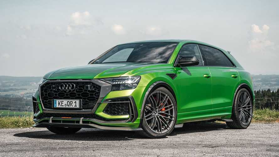 Audi RSQ8-R By ABT Helps Celebrate Tuner's 125th Birthday With 740 HP