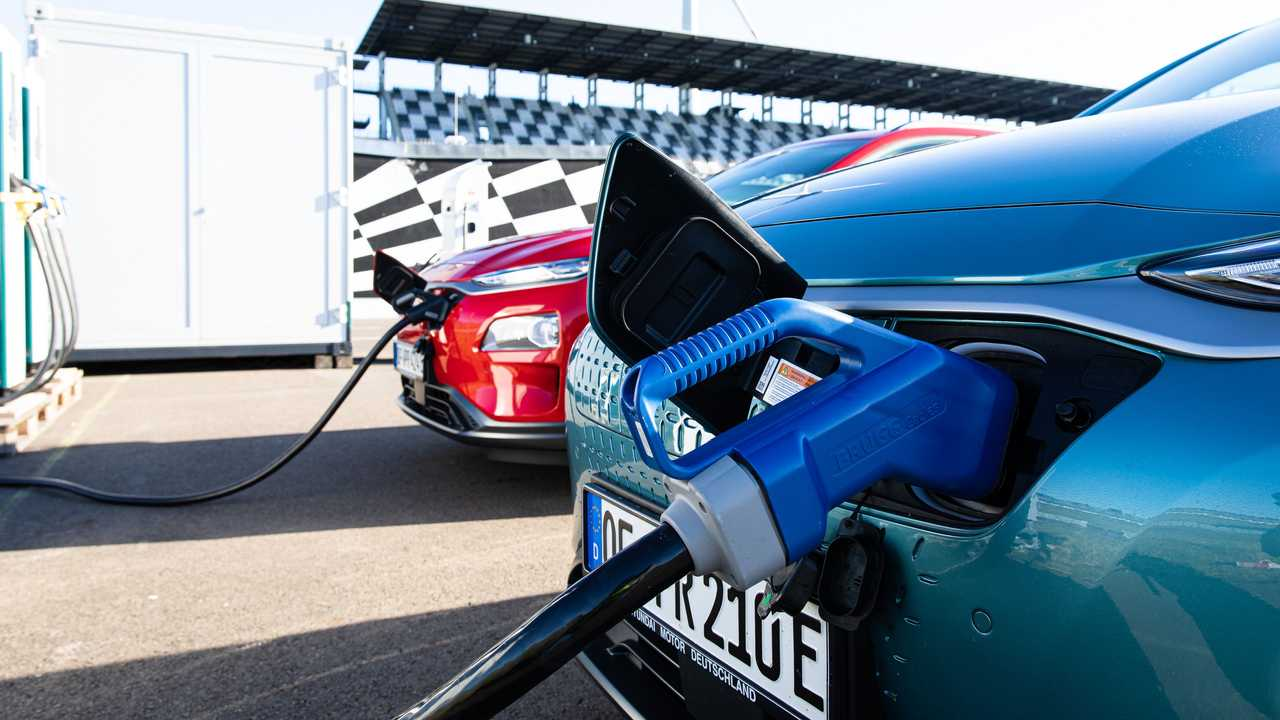 Hyundai Kona Electric Range Record