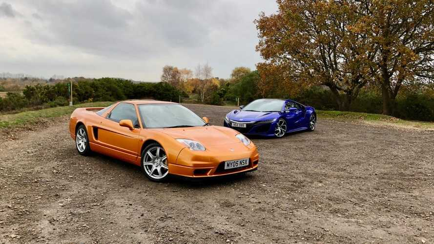 How the new Honda NSX learned from Japan's original supercar