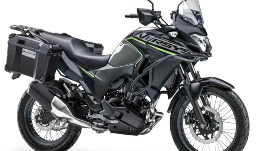 Kawasaki Versys 250 Unveiled In Indonesia