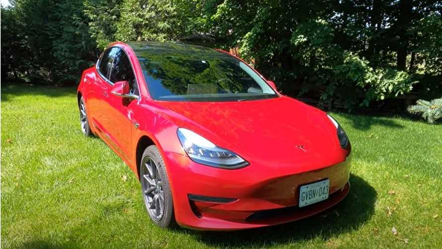 Tesla Model 3 Paint & Interior Condition After 2 Years: Does It Hold Up?